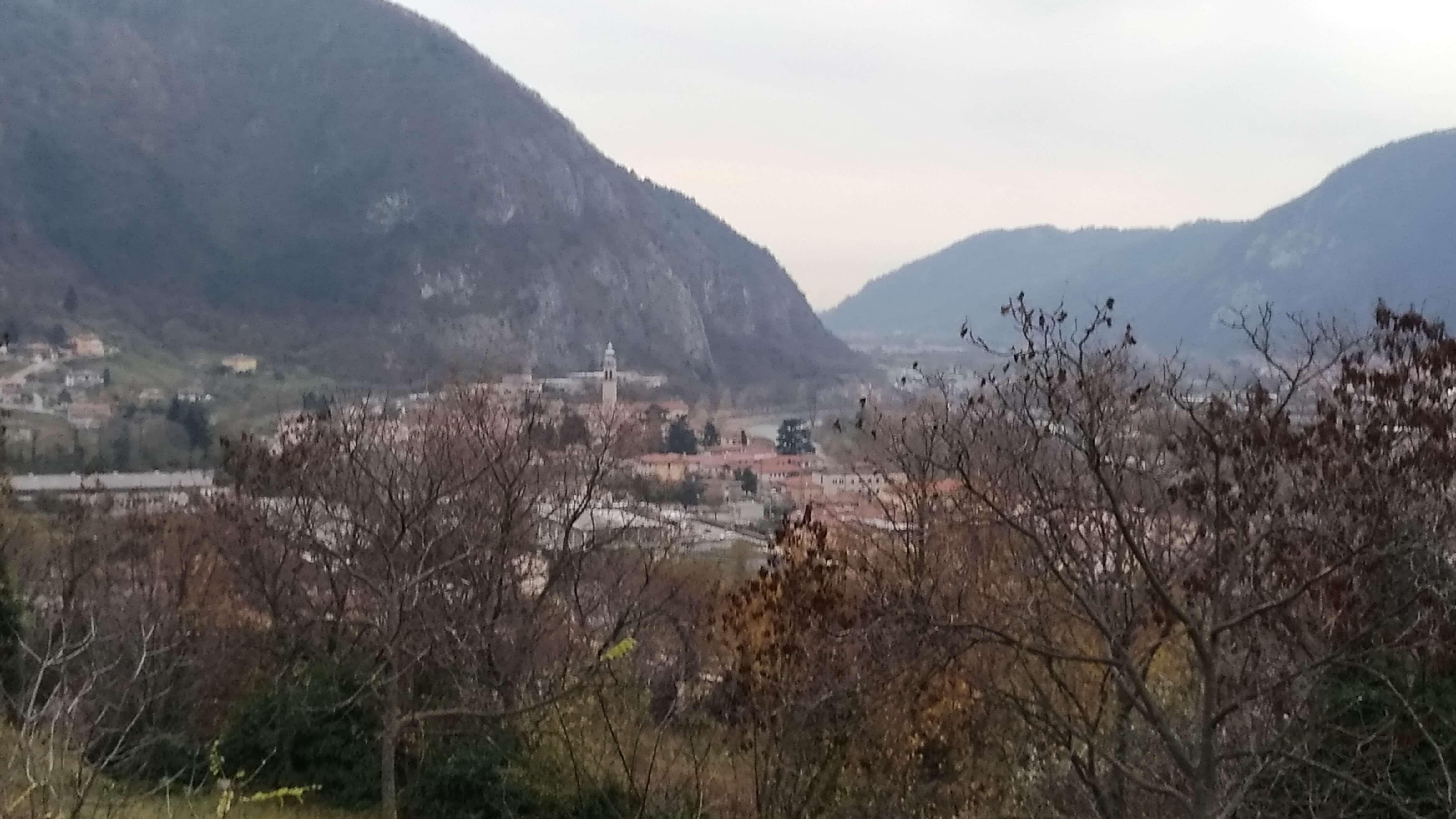 Terreno edificabile in zona panoramica