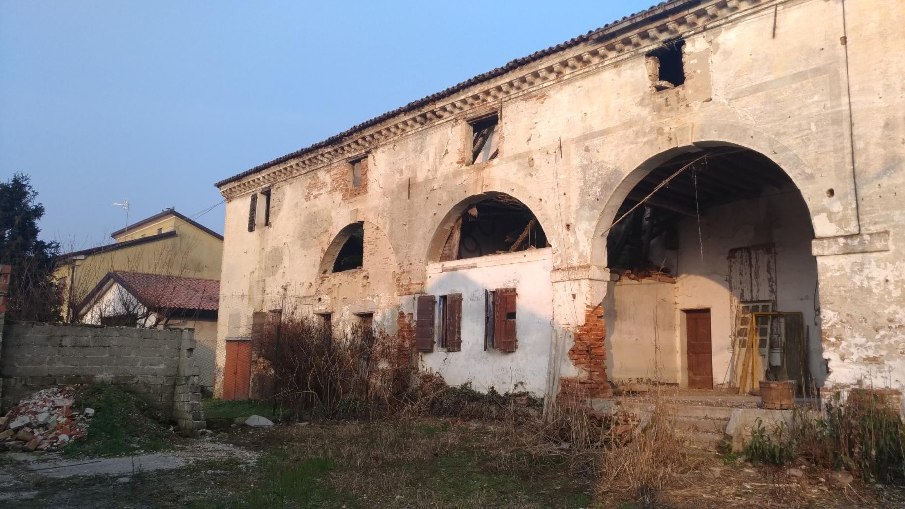 San Giorgio in Bosco, rustico